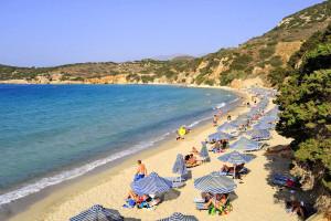 Voulisma beach at Istron